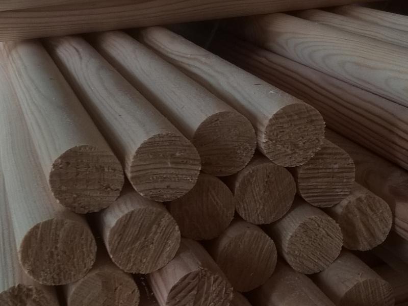 mastiles maderas salcedo